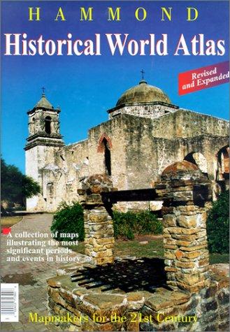 Historical World Atlas 5th 2000 (Teachers Edition, Instructors Manual, etc.) edition cover