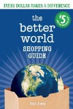 Better World Shopping Guide   2015 edition cover