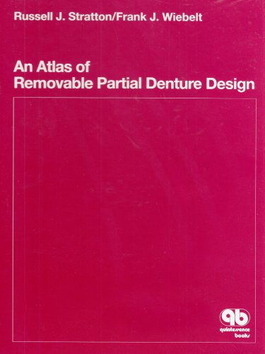 Atlas of Removable Partial Denture Design  N/A edition cover