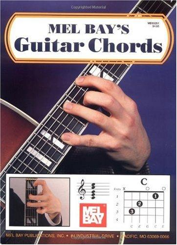 Guitar Chords  N/A edition cover