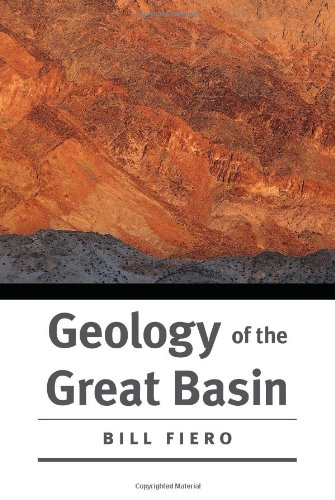 Geology of the Great Basin  N/A edition cover