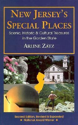 New Jerseys Special Places 2e Scenic Historic and Cultural Treasures in the Garden State 2nd (Revised) 9780881502909 Front Cover