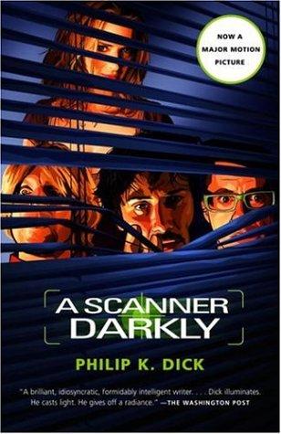 Scanner Darkly   1991 edition cover
