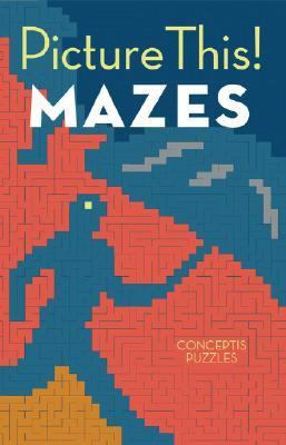 Picture This! Mazes  N/A 9781402724909 Front Cover
