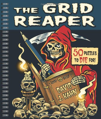 Grid Reaper 50 Puzzles to Die For! N/A 9781402779909 Front Cover