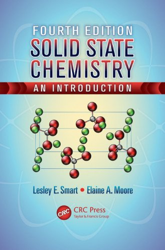 Solid State Chemistry  4th 2012 (Revised) edition cover