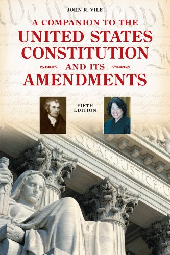 Companion to the United States Constitution and Its Amendments  5th edition cover