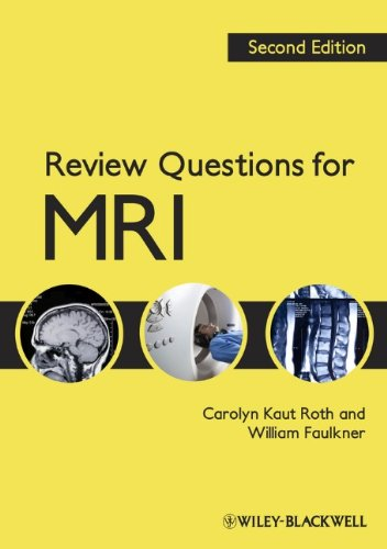 Review Questions for MRI  2nd 2012 edition cover