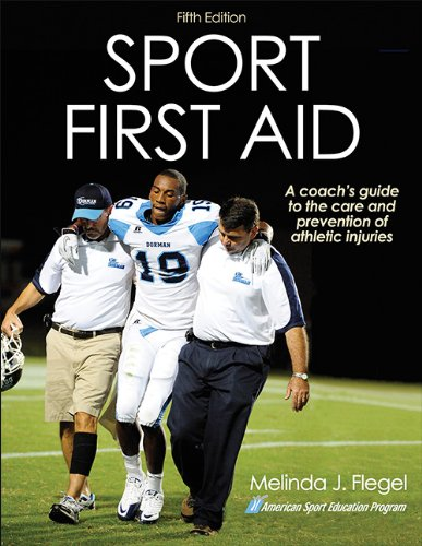 Sport First Aid  5th edition cover
