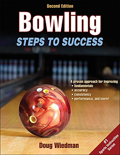 Bowling 2nd Edition Steps to Success 2nd 2015 edition cover