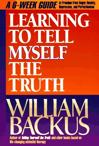 Learning to Tell Myself the Truth  N/A 9781556612909 Front Cover