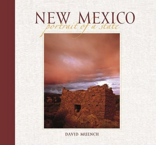 New Mexico Portrait of a State N/A 9781558689909 Front Cover