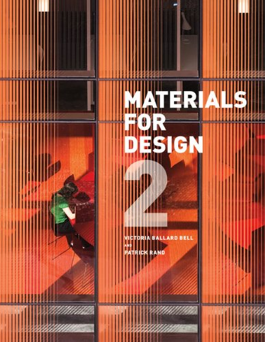 Materials for Design 2  N/A 9781616891909 Front Cover