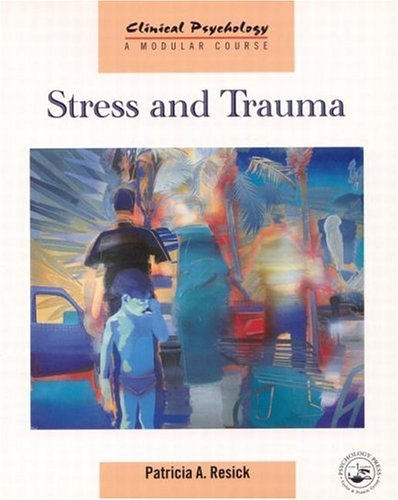 Stress and Trauma   2001 edition cover