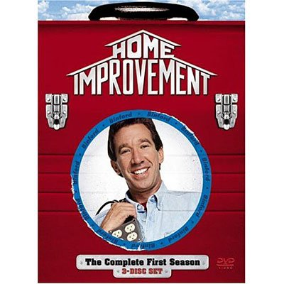 Home Improvement - The Complete First Season System.Collections.Generic.List`1[System.String] artwork