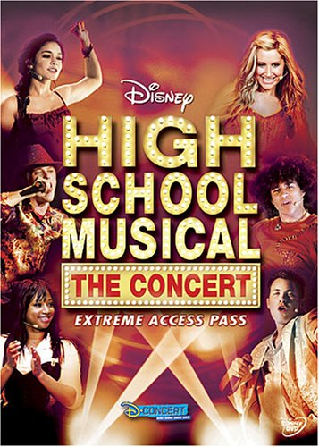 High School Musical: The Concert (Extreme Access Pass) System.Collections.Generic.List`1[System.String] artwork