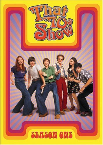 That '70s Show: Season 1 System.Collections.Generic.List`1[System.String] artwork