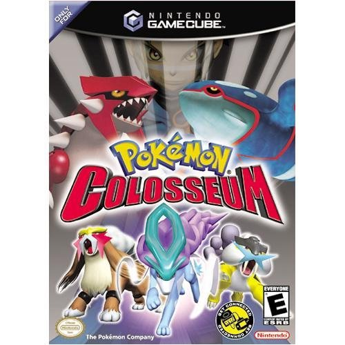 Pokemon Colosseum Video Game for Nintendo GameCube GameCube artwork