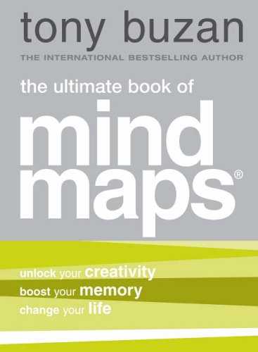 Ultimate Book of Mind Maps  2006 edition cover