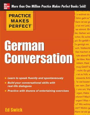 Practice Makes Perfect German Conversation   2012 edition cover