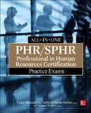 PHR/SPHR Professional in Human Resources Certification Practice Exams   2014 edition cover