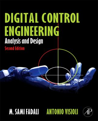 Digital Control Engineering Analysis and Design 2nd 2012 edition cover