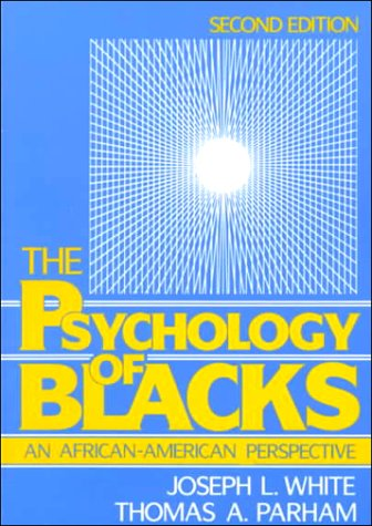 Psychology of Blacks 2nd edition cover
