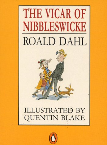 The Vicar of Nibbleswicke (Puffin Books) N/A edition cover