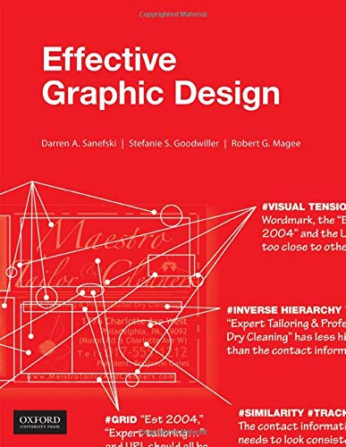 Cover art for Effective Graphic Design