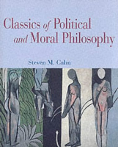 Classics of Political and Moral Philosophy   2001 edition cover