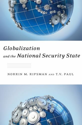 Globalization and the National Security State   2010 9780195393910 Front Cover