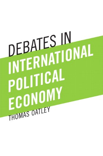 Debates in International Political Economy   2010 edition cover