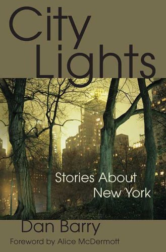 City Lights Stories about New York  2009 9780312538910 Front Cover