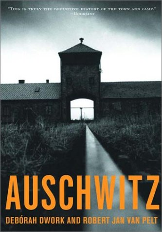 Auschwitz Updated Edition   2002 edition cover