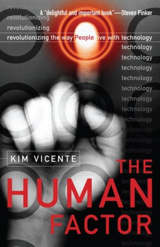 Human Factor Revolutionizing the Way People Live with Technology  2004 (Annotated) edition cover