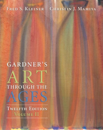 Gardner's Art Through the Ages  12th 2005 9780534640910 Front Cover