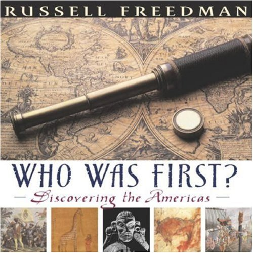 Who Was First? Discovering the Americas  2007 edition cover