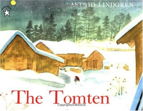 Tomten   1997 edition cover