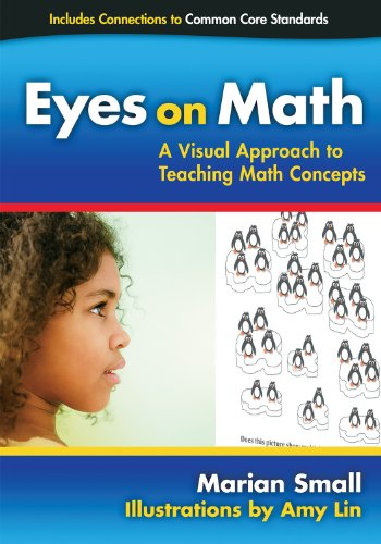 Eyes on Math A Visual Approach to Teaching Math Concepts N/A edition cover