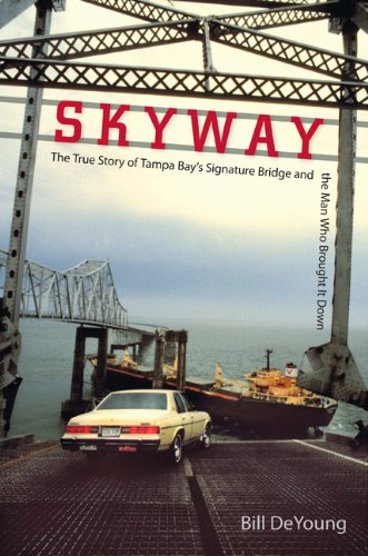 Skyway The True Story of Tampa Bay's Signature Bridge and the Man Who Brought It Down  2013 edition cover
