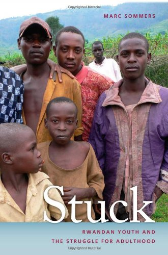 Stuck Rwandan Youth and the Struggle for Adulthood  2012 edition cover