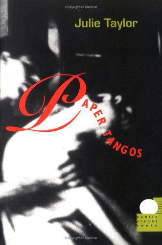 Paper Tangos   1998 edition cover