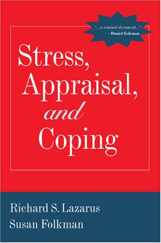 Stress, Appraisal, and Coping   1984 edition cover