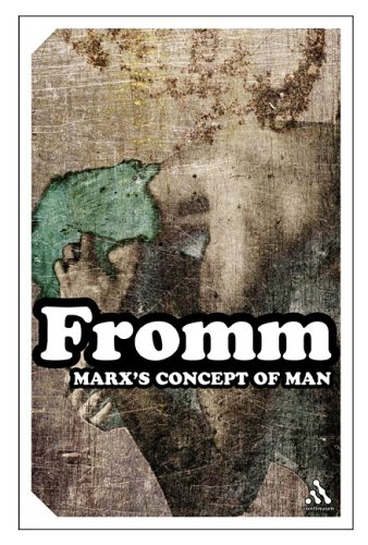Marx's Concept of Man   2004 edition cover