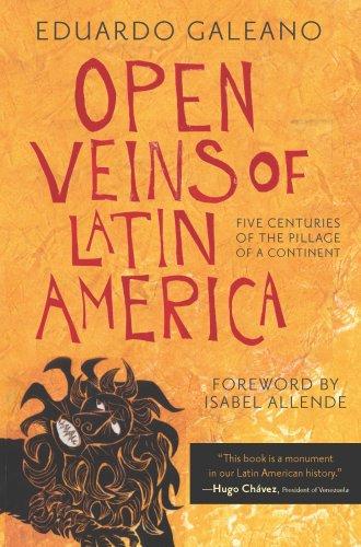 Las Venas Abiertas de America Latina  25th 1997 (Anniversary) 9780853459910 Front Cover