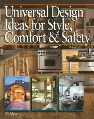 Universal Design Ideas for Style, Comfort and Safety  N/A 9780876290910 Front Cover