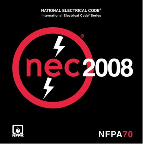 National Electrical Code 2008   2008 9780877657910 Front Cover