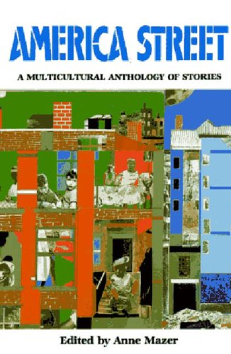 America Street A Multicultural Anthology of Stories  1993 edition cover