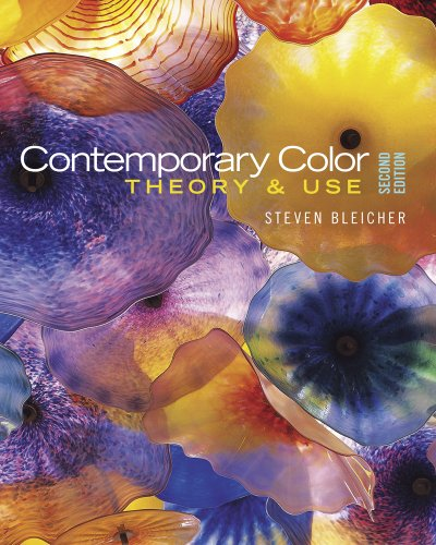 Contemporary Color Theory and Use 2nd 2012 edition cover