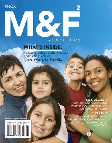 M and F  2nd 2014 (Student Manual, Study Guide, etc.) edition cover